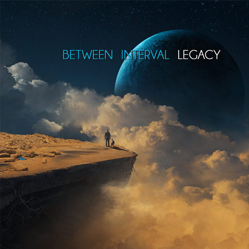 Between Interval - LEGACY, sleeve artwork